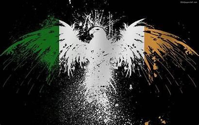 Irish Ireland Wallpapers Backgrounds Flag Desktop Background