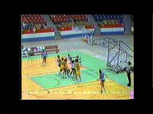 Molly Bolin vs Nancy Lieberman WABA 1984 Womens American ...