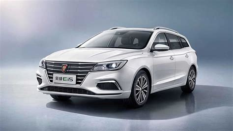MG-Badged Roewe Ei5 to become Europe's first all-electric ...
