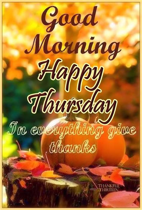 good morning happy thursday give  pictures