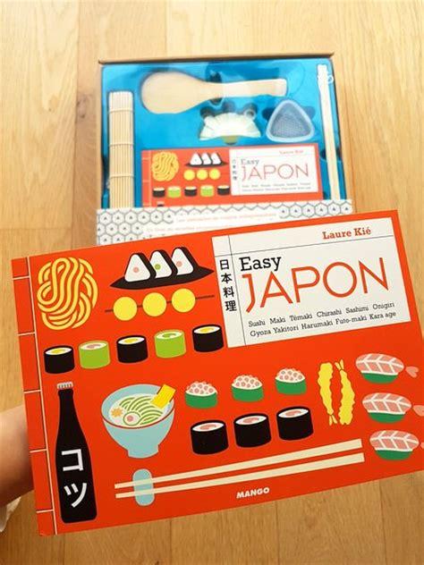 ustensile de cuisine japonaise coffret cuisine japonaise recettes et ustensiles laure kié