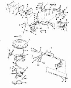 Johnson Ignition System Parts For 1977 85hp 85el77s Outboard Motor
