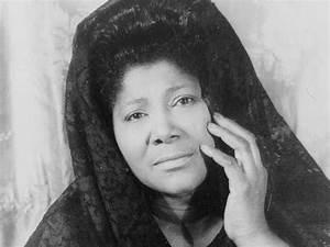 Mahalia Jackson : NPR  Jackson