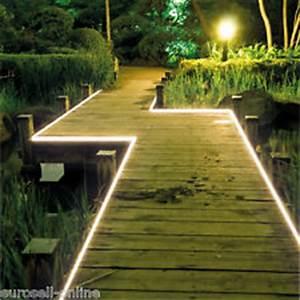 Led Lichtleiste Außen : led streifen aussen beleuchtung ebay ~ Eleganceandgraceweddings.com Haus und Dekorationen