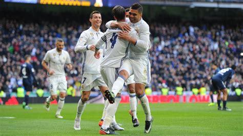 La Liga: Rested Real Madrid ready for Celta Vigo after ...