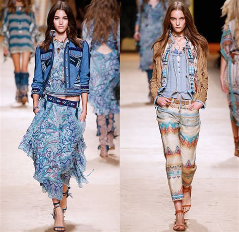paris at christmas 2019 etro 2015 spring summer womens looks denim jeans fashion