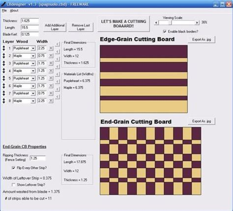 woodwork wood cutting boards plans  plans