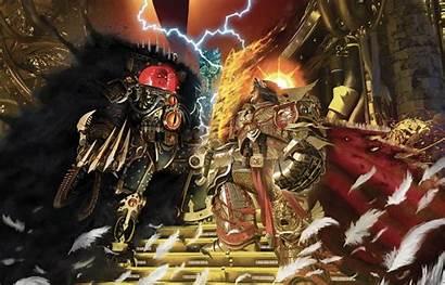 Horus Warhammer Emperor Heresy Mankind Battle 40k