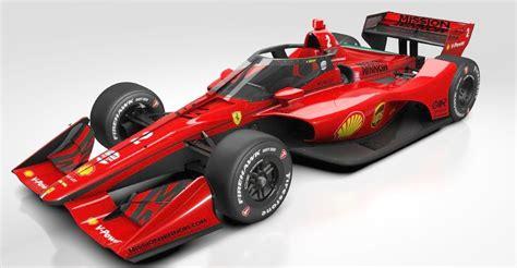 M schumacher triptych formula ferrari 80x80cm each one oil on 2019 bahrain gp ferrari driver charles leclerc became the second Would Ferrari really come to IndyCar? - AutoRacing1.com