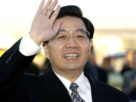 chinese president hu jintao  current international