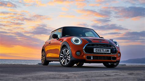 Mini Wallpapers 2018 mini cooper s at sunset on the hd wallpaper