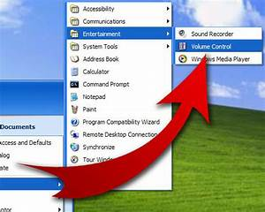 How to Adjust the Master Volume in Windows XP: 6 Steps