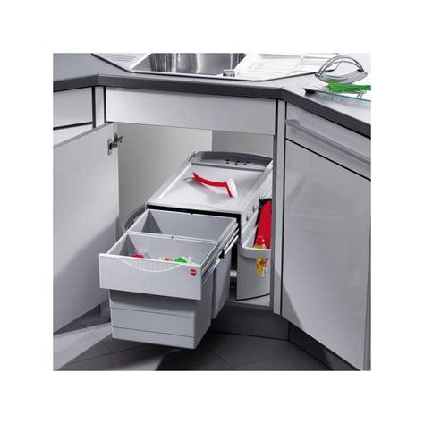 meuble d angle de cuisine poubelle cuisine pour meuble d 39 angle