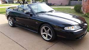1996 Mustang Gt Saleen Package Convertible - $4200 (Moore) | Cars & Trucks For Sale | Oklahoma ...