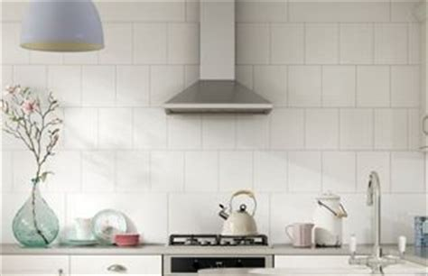 kitchen with brick backsplash kitchen tiles wickes co uk