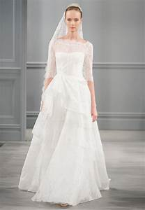 spring 2014 wedding dress monique lhuillier bridal monaco With monique lhuillier wedding dress