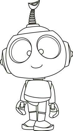 robot colouring pages images  pinterest robot