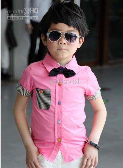 Kaos Pocket Stripe Boys buy wholesale boys t shirt with bow tie children stripe