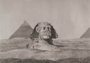 Sphinx Covered in Sand