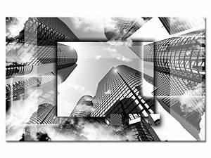 Cadre Deco Noir Et Blanc : cadre photo original bulding noir et blanc d co murale declina ~ Melissatoandfro.com Idées de Décoration