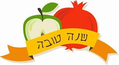 Rosh Hashanah Clipart Apple Hashana Tovah Shanah