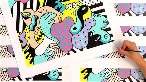 9 graphic design trends for 2018 fuzion digital marketing