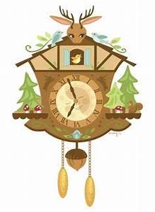 Cuckoo Clock Clipart (26+)