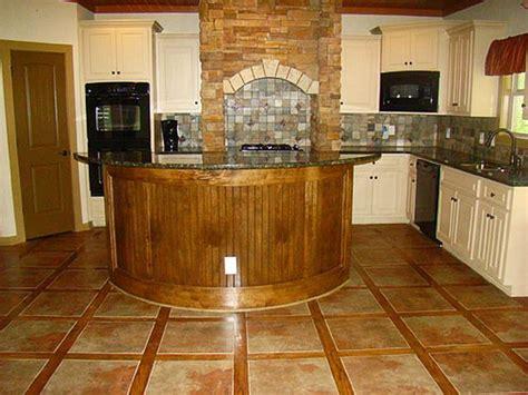 Miscellaneous  Kitchen Floor Tile Colors  Interior