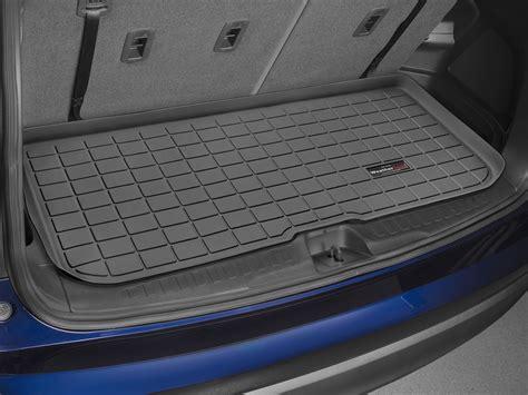 weathertech floor mats honda pilot 2017 weathertech cargo liner trunk mat for honda pilot 2016 2017 small