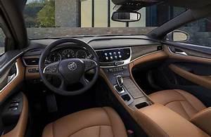 2019 Buick Enclave interior 2019 - 2020 SUVs2019 – 2020 SUVs
