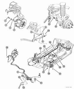 Chrysler Cirrus Valve  Proportioning  Primary   Screw In