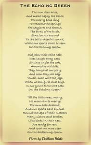 William, Blake, Poems