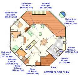Octagon Homes Interiors Octagonal Yurt Building Plans Kit Yurt Design