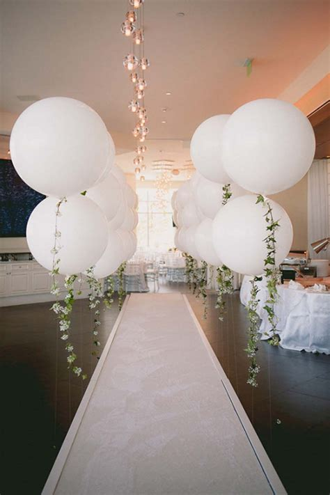 fresh ways to decorate your ceremony aisle weddings