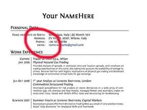 8 things not to put on a resume the 10 worst things to put on your resume yahoo finance
