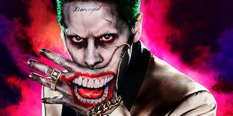 Jared Leto Reacts To Joker Origin Movie  Screen Rant