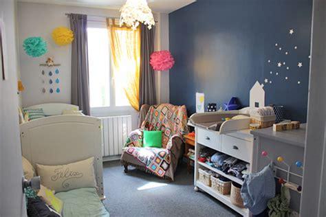 chambre bébé garçon bleu et gris une chambre bébé pour un garçon rideaux gris bébé