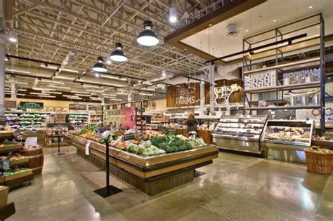 modern supermarket interior design  avery