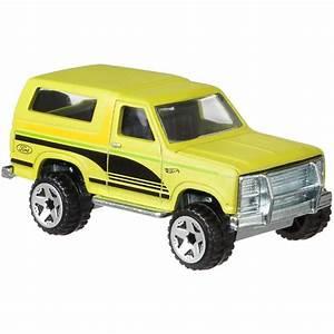 Hot Wheels Automotive Die-Cast Ford Bronco 4X4 - Walmart.com - Walmart.com