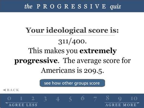 The Progressive Quiz » BagOfNothing.com