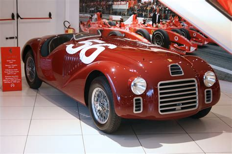 Ferrari gtos are rare because they are top of the line race cars and only 36 were ever made. Ferrari 125 S ´47 | Flickr - Photo Sharing!