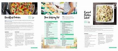 Pcos Diet Challenge Plan Meal Plans Shopping