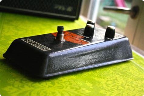 Vox Tone Bender Mkiii Effect Pedal
