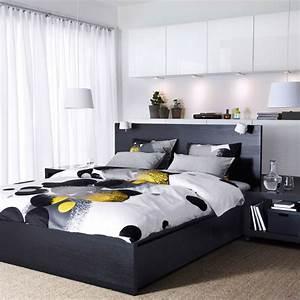 Ikea Möbel Schlafzimmer : malm bett von ikea der m bel klassiker bringt komfort ins schlafzimmer k chenger te ~ Sanjose-hotels-ca.com Haus und Dekorationen