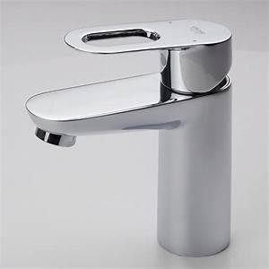 Mitigeur Grohe Lavabo : grohe mitigeur lavabo bauloop 23335000 ~ Dallasstarsshop.com Idées de Décoration