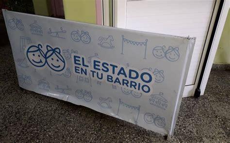 """El programa nacional """"El Estado en tu Barrio"""" atiende en ..."""