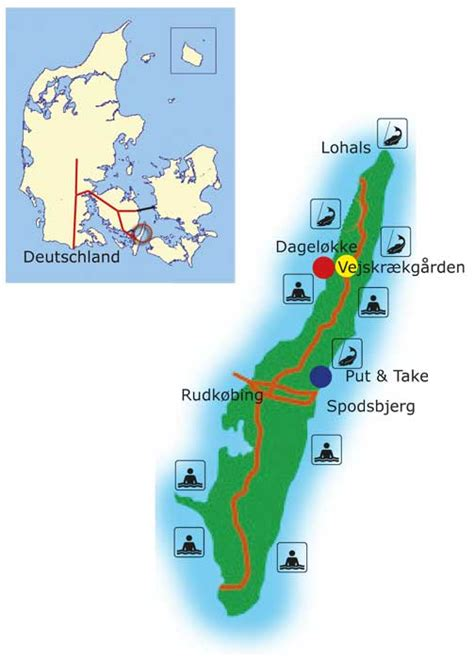 Kommune) in region of southern denmark, located entirely on the island of langeland and a number of smaller surrounding islands. Fishing vacation in cozy surroundings on Northern ...