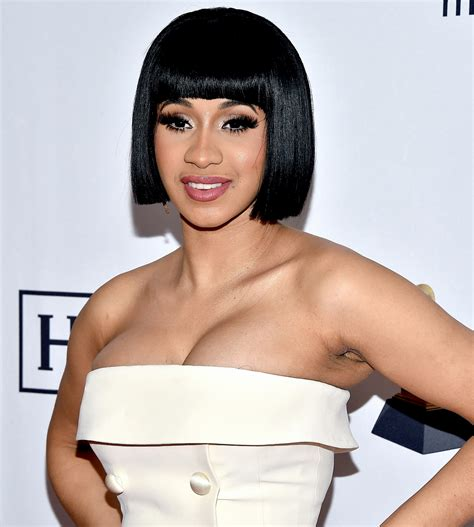 Cardi B's Family Is 'Showing Her the Ropes' With Baby ...