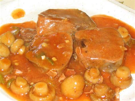 recette familiale la langue de boeuf en sauce la cuisine de