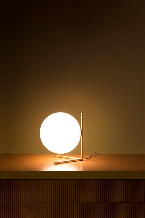 Les Light by Ic Light F1 Free Standing Lights From Flos Architonic